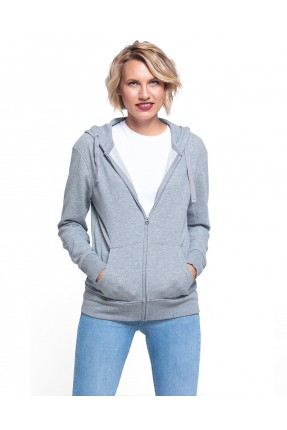 JHK LADY HOODED SWEATSHIRT