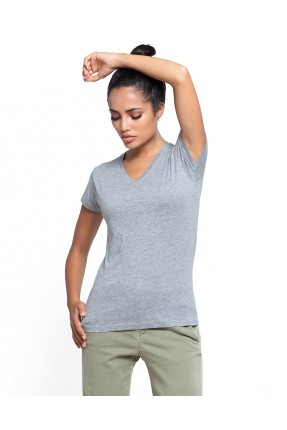 JHK LADY COMFORT V-NECK